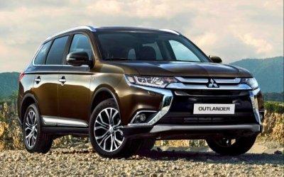 ВРоссии продан юбилейный Mitsubishi Outlander