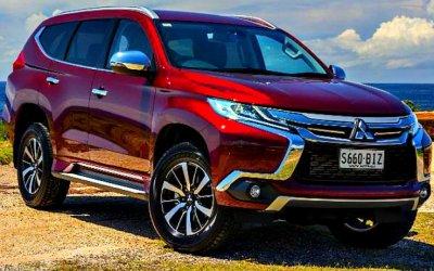 Mitsubishi Pajero Sport приедет кнам вбудущем году