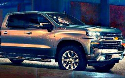 Chevrolet Silverado обзавелся дизелем
