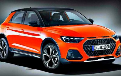 Audi A1 получил вседорожную версию