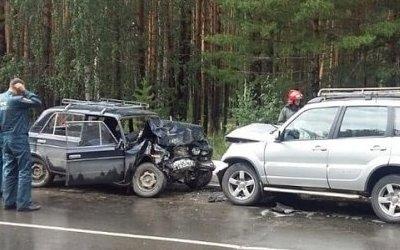 Женщина погибла в ДТП в Снежинске