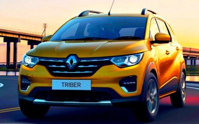 Renault Triber: ажиотаж доначала продаж