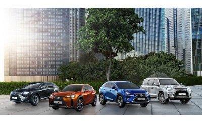 Цены, которые согреют. Lexus в Лексус – Волгоградский
