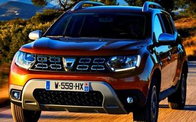 Renault Duster получил новый мотор