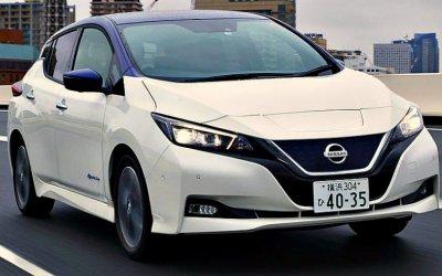 ВРоссии растут продажи электромобилей спробегом