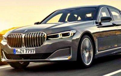 BMW 7-Series станет электромобилем