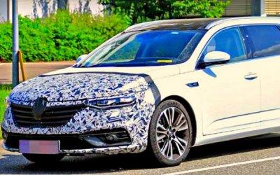 Обновлён универсал Renault Talisman