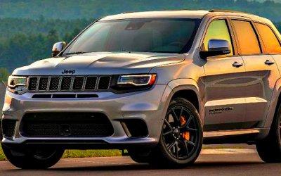 Jeep наращивает продажи вРоссии