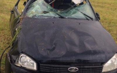 Молодой пассажир «Лады» погиб в ДТП в Татарстане