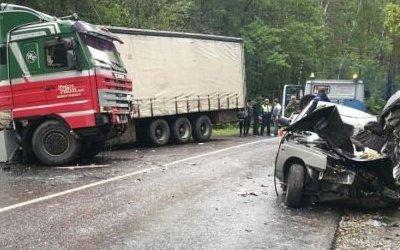 Мужчина погиб в ДТП в Пензенской области