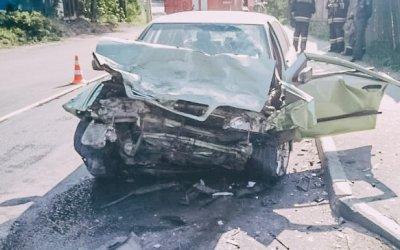 В ДТП под Выборгом погиб водитель