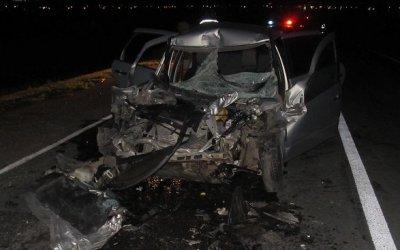 В ДТП с КамАЗом в Новоорском районе погиб водитель