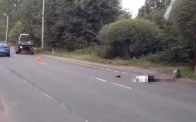Трактор раздавил пешехода в Ломоносовском районе Ленобласти