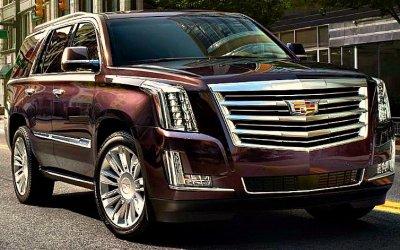 Cadillac Escalade станет электромобилем