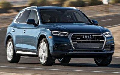 Audi вновь отзывает вРоссии свои авто