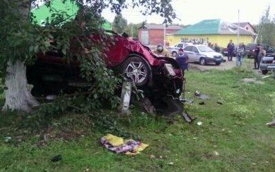 Три девушки погибли в ДТП в Кимовске
