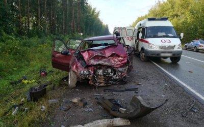 Молодой водитель погиб в ДТП в Удмуртии