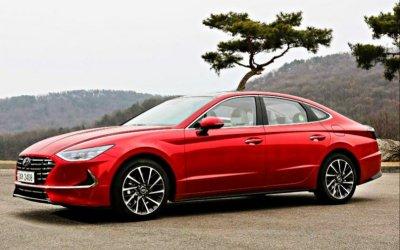 Hyundai Sonata для России получит только один мотор