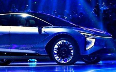 ВКитае представили уникальный электромобиль