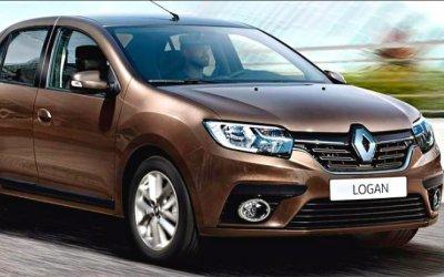 Renault Logan стал российским бестселлером марки