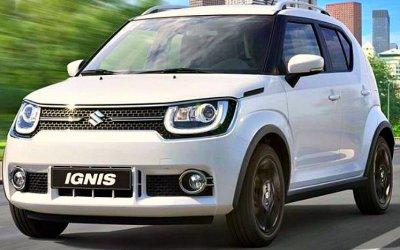 Новый Suzuki Ignis может приехать вРоссию