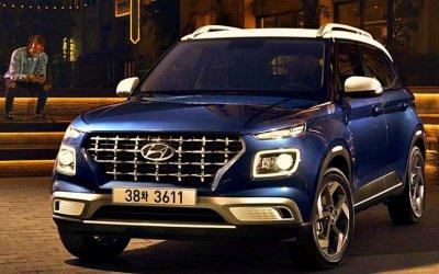 Кроссовер Hyundai Venue «принарядился»