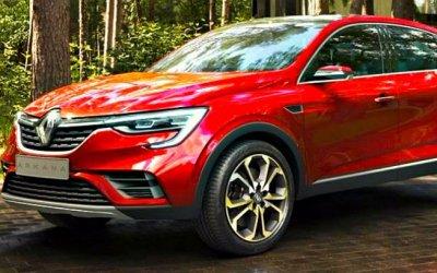 Renault Arkana теперь стоит больше миллиона