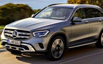 ВРоссии скоро начнутся продажи обновлённого Mercedes-Benz GLC