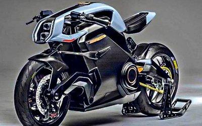 Открыт приём заказов наэлектроцикл Arc Vector