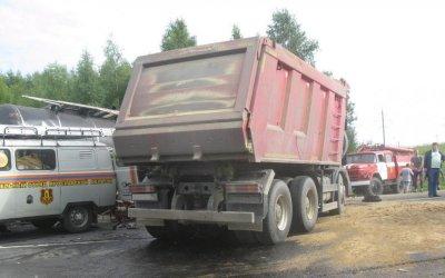 Водитель фуры после ДТП вПереславском районе скончался в больнице