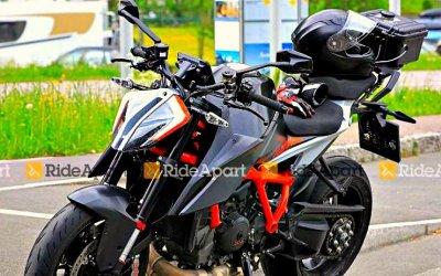 KTM 1290 Super Duke Rбудет обновлён