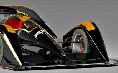 ВRodin Cars создают мощнейший гиперкар