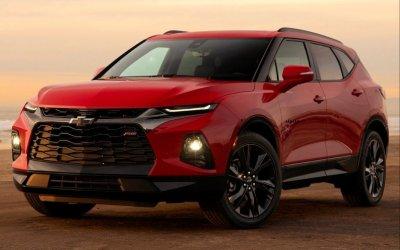 Новый Chevrolet TrailBlazer: известны подробности