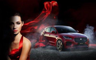 Роскошные…Предложения на Jaguar в «Авилон»! До 31.08 улучшим любое предложение