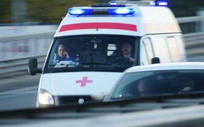 Мотоциклист с пассажиром пострадали в ДТП в Ростовской области
