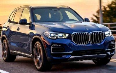 BMW увеличивает российские продажи