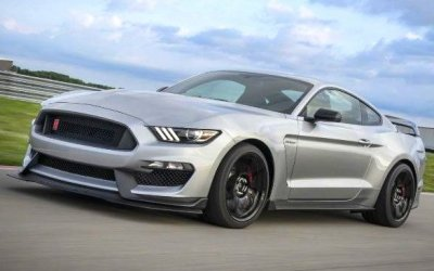 Представлен новый Ford Mustang висполнении Shelby GT350R