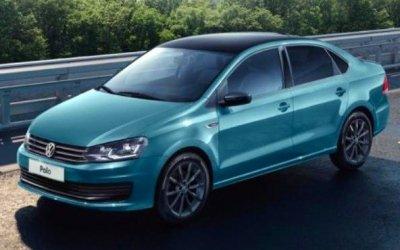 ВРоссии появилась «футбольная» версия Volkswagen Polo