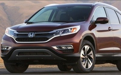 Honda объявила оскидках накроссоверы CR-V иPilot