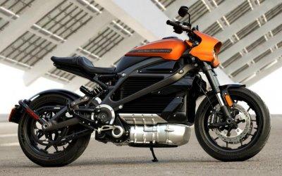 Harley-Davidson LiveWire: есть подробности о первом электрическом