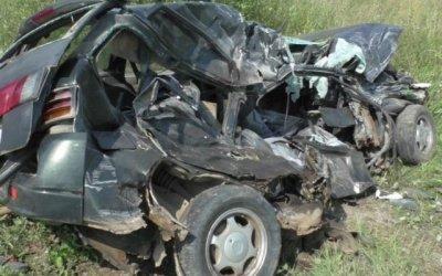Два человека погибли в ДТП с грузовиком в Пермском крае