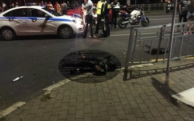 В Воронеже в ДТП погиб молодой мотоциклист