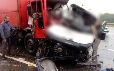 Три человека погибли в ДТП с «Газелью» в Кстовском районе