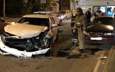 Парень и девушка пострадали в ДТП в Рыбинске