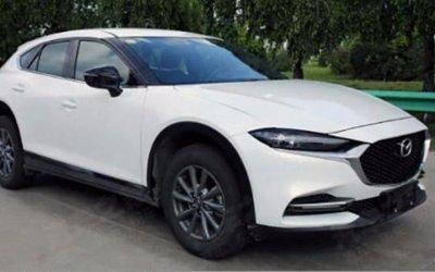 Рассекречена новая Mazda CX-4