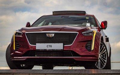 Cadillac CT6 доступен на тест-драйве в «АВИЛОНе».