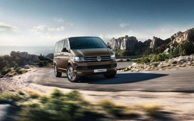Volkswagen Multivan на прекрасных условиях в августе!