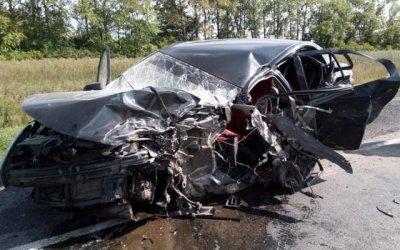 21-летняя девушка-водитель погибла в ДТП в Чувашии