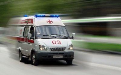 В Пензе мотоцикл сбил пешехода