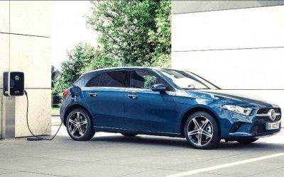 Mercedes-Benz представил новые гибридомобили